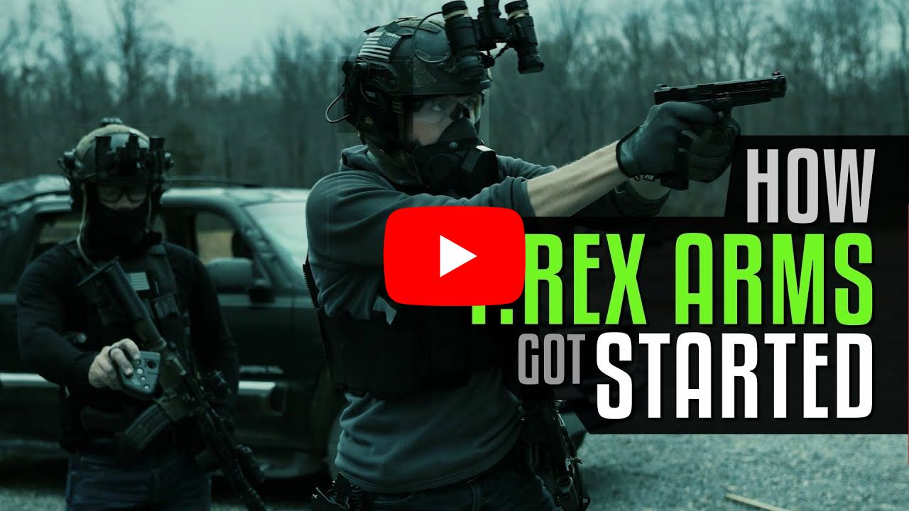 How T.REX ARMS Got Started