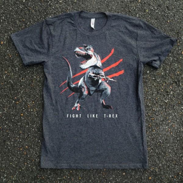 fightliketrexshirt1