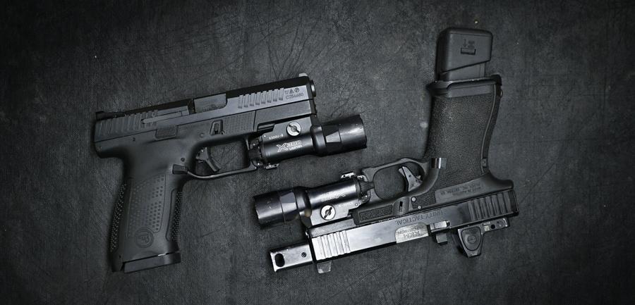 Surefire X300 Ultra T Rex Arms