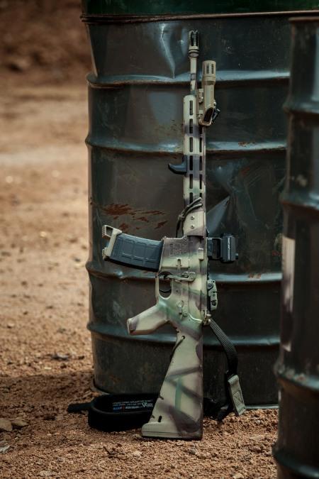 Ultra lightweight Cav Arms BCM build