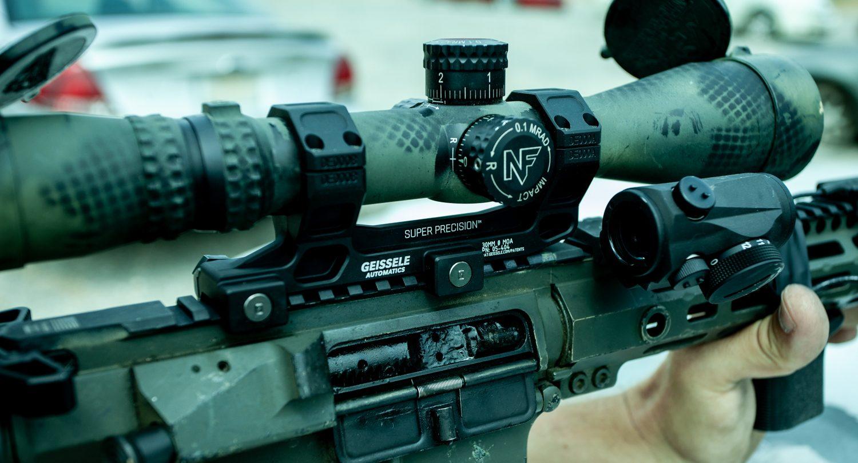 Geissele Ar15 M4 Super Precision Scope Mount T Rex Arms