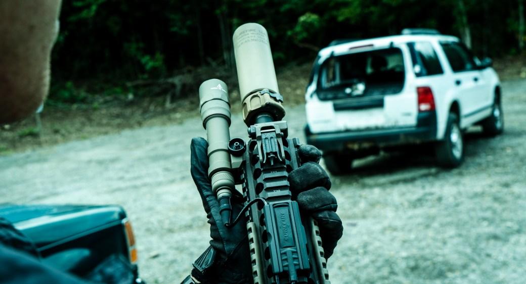 Surefire M600df Scout T Rex Arms