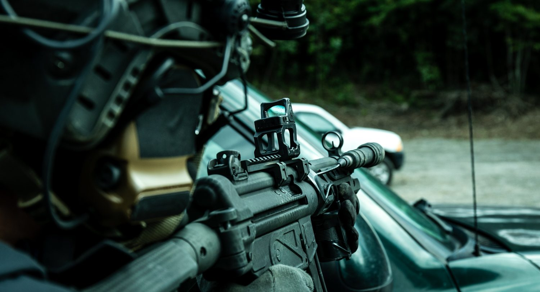 Scalarworks Rmr Leap T Rex Arms